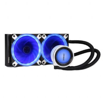 Antec Mercury 240 Liquid CPU Cooler, 240mm Radiator